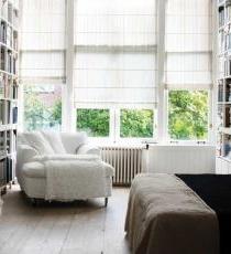 Best Rolgordijn Woonkamer Contemporary - Moderne huis - clientstat.us