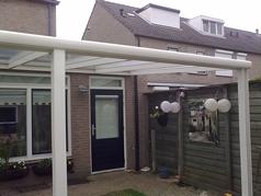 Veranda in Beuningen.