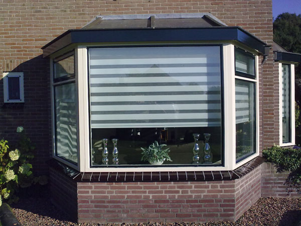 Multishades gemonteerd in Winssen.