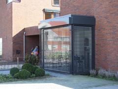 Notensteyn Oosterhout 19 Villa`s voorzien van Buiten Jaloezieën en Screens. (Iov WBC Bouwgroep en Hegeman Bouwpartners)