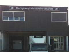 Screens geplaats bij Humphreys in Nijmegen.